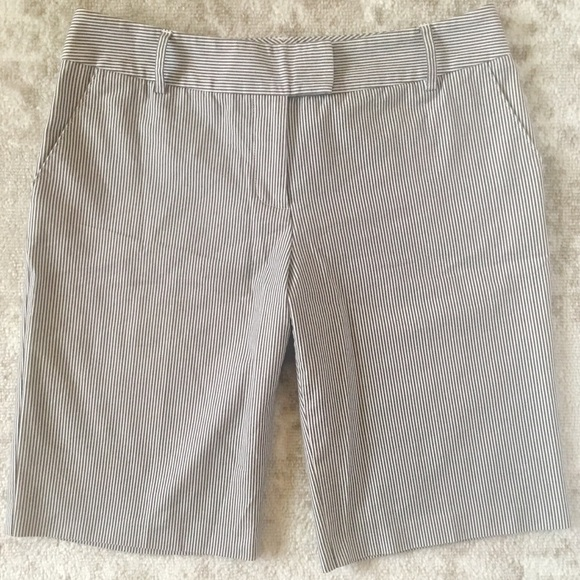 BCX Pants - Bermuda Shorts BCX Juniors size 11  Pinstripes